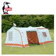【店内全品送料無料 10/1(土) 18:00まで】チャムス ( CHUMS ) アウトドア 大型テント Booby Two Room Koya Tent 4 ( ブービーツールームコヤテント 4 ) CH62-1077