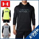 アンダーアーマー UNDER ARMOUR 野球 トレーニングウェア メンズ 9ストロングアーマースウェットスリーブレスフーディー ベースボール パーカー 袖なし 1295452
