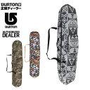 バートン BURTONウインターアクセサリー ボードケース メンズ レディースJPN Board Sack ボードサック10996103