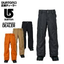 バートン ( BURTON ) ボードパンツ ( ジュニア ) Boys' Exile Cargo Pant ( ボーイズ エグザイル カーゴ パンツ ) 11...