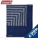 コールマン ( Coleman ) シュラフ・寝袋 ( 封筒型 ) フリースフットアドベンチャースリーピングバッグ/C5 2000031099