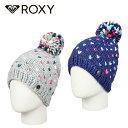 ロキシー ( ROXY ) ニットキャップ 帽子 ( ジュニア ) キッズ ビーニー DENA GIRL BEANIE ERGHA03014防寒