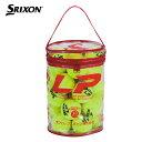 スリクソン ( SRIXON ) 硬式テニスボール プレッシャーレス ( ノンプレッシャー練習 30球入り ) SLPDOZ