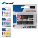 バボラ Babolatテニス ウェットタイプ 3本入りプロツアー×3BA653037