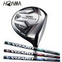 本間ゴルフ HONMA ゴルフクラブ 単品 ドライバー メンズ ツアーワールド TW737 455 ( VIZARD ) TOUR WORLD TW737 455