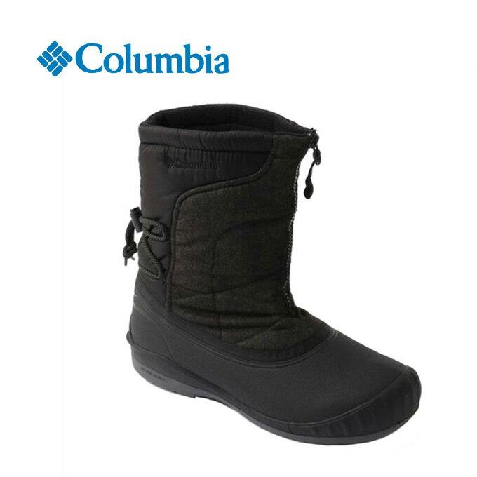 コロンビア ( Columbia ) スノーブーツ・冬靴 ( メンズ レディース ) チャケイピパック3プラス オムニヒート YU3803-010