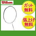 ウイルソン Wilson バドミントンラケット 未張り上げフィアースC2600 WRT8781202