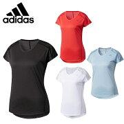 アディダス adidas Tシャツ 半袖 レディース M4T トレーニング カモ柄ロングレングス半袖Tシャツ DML40