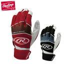 ローリングス Rawlings 野球 バッティンググローブ 両手用 メンズ バッティンググラブ WH950BGJP