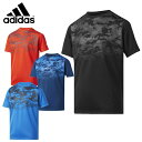 アディダス adidas 機能ウェア 半袖 ジュニアBoys TRN グラフィック TシャツDJH68
