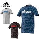 アディダス ジュニアウェア 半袖 ジュニア Boys ESS リニアロゴ Tシャツ MLB22 adidas