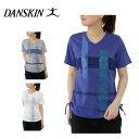 ダンスキン DANSKIN Tシャツ 半袖 レディース ルーズT DB77163