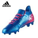 1月26日発売 アディダス adidas サッカースパイク メンズ エックス 16.2-ジャパン HG KCD11 BB5638