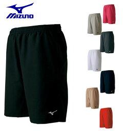 <strong>ミズノ</strong> テニスウェア バドミントンウェア <strong>ハーフパンツ</strong> メンズ レディース ゲームパンツ 62JB7001 MIZUNO