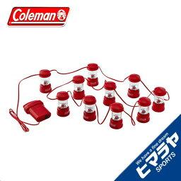<strong>コールマン</strong> テント飾りライト LEDストリングライト2 2000031280 Coleman