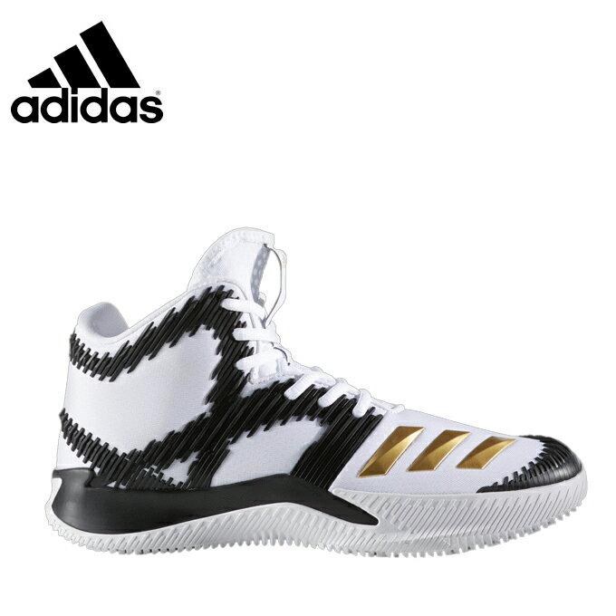 アディダス バスケットボールシューズ バスケットシューズ バッシュ SPG GIU15 B49500 adidas