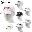 スリクソン SRIXON ゴルフ キャップ メンズ プロモデルキャップ SMH7130X