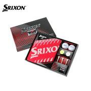 スリクソン SRIXON ゴルフZ-STARXVボールギフト GGF-F2074