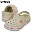 クロックス crocs サンダル ジュニア クロックバンドキッズ 204537