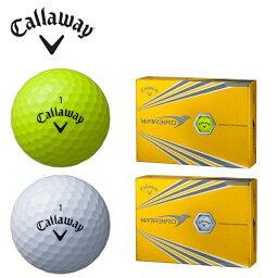 【エントリー&楽天カード利用でポイント10倍 12/10 0___00〜23___59】 <strong>キャロウェイ</strong> Callaway ゴルフボール 1ダース 12個入 ウォーバード WARBIRD