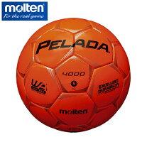 モルテン サッカーボール 5号球 検定球 ペレーダ4000 F5P4000-O moltenの画像