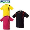 ヨネックス テニスウェア Tシャツ 半袖 メンズ レディース...