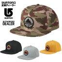 ショッピングバートン バートン BURTON キャップ 帽子 Underhill154731