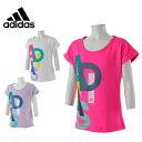 アディダス adidas 半袖Tシャツ ジュニア KIDS Girls ロゴ Tシャツ BFN70