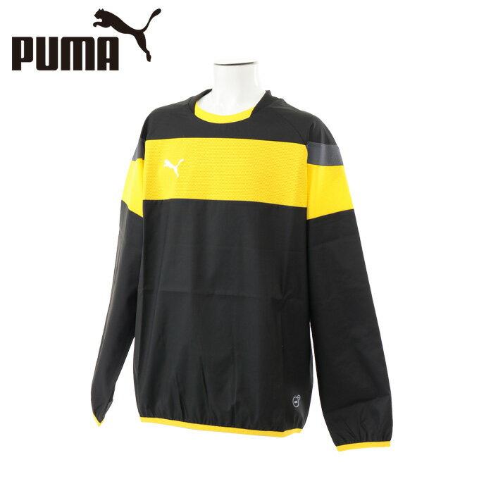 エントリーかつ店頭受取でポイント3倍プーマPUMAサッカーウインドブレーカージャケットジュニアTTS