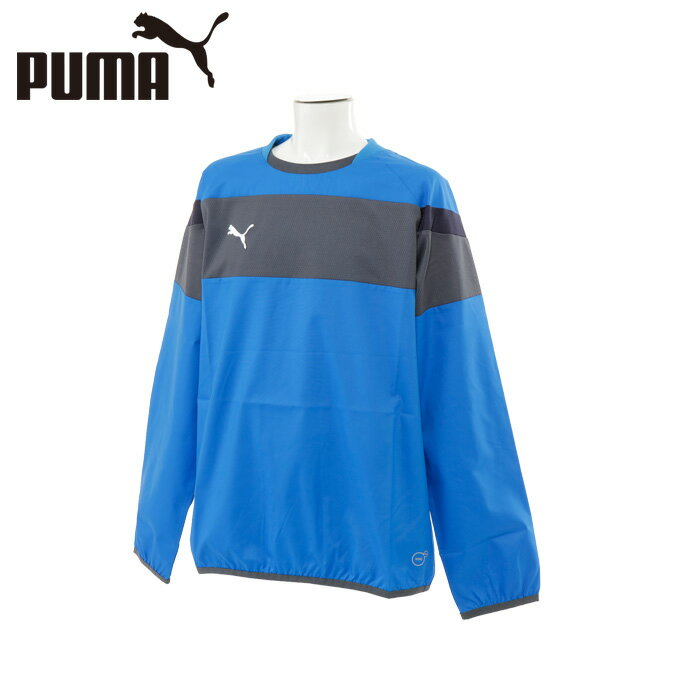 プーマPUMAサッカーウインドブレーカージャケットジュニアTTS2ピステトップ654811-03Z