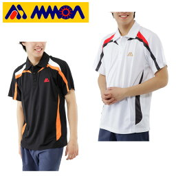 モア MMOA ポロシャツ 半袖 男女兼用ポロシャツ MTS-1208