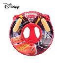 ディズニー Disney 浮き輪 ジュニア カーズ足入れうきわ 50cm CA-IF-050-R