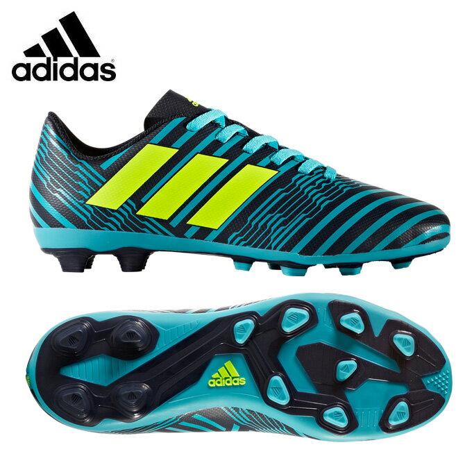 アディダス サッカースパイク ジュニア ネメシス 17.4 AI1 J CCY72 ( S82458 ) adidas