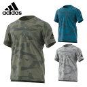 アディダス 機能Tシャツ 半袖 メンズ M4T トレーニング...