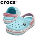 クロックス crocs サンダル ジュニア crocband...