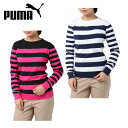 プーマ PUMA ゴルフウェア レディース セーター 572...