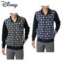 ディズニー Disney ゴルフウェア スウェット メンズ