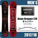 【エントリーかつ店頭受取でポイント22倍 12/14 16:59まで】バートン BURTON スノーボード 板 メンズ NAME DROPPER LTD ネーム ドロッパー エルティーディー 15396102 align=