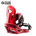 フラックス FLUX スノーボード ビンディング メンズ ベーシック シリーズ PR BASIC s...