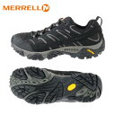 メレル MERREL トレッキングシューズ ゴアテックス ローカット メンズ MOAB 2 GORE-TEX モアブ2 J06037