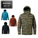 バートン BURTON スノーボードウェア メンズ GORE-TEX Radial Shell Jacket ゴアテック ラジアル シェル ジャケット 17985101