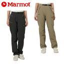マーモット Marmot ロングパンツ レディース W's Trek Comfo Pant ウィメンズトレックコンフォパンツ MJPF7518WA