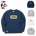チャムス CHUMS Tシャツ 長袖 レディース ボートロゴ長袖Tシャツ CH11-1284...