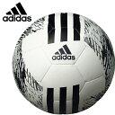 アディダス サッカーボール 4号 検定球 ジュニア ハイブリッド 4号球 AF4854W adidas