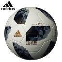 アディダス サッカーボール 4号 検定球 ジュニア テルスター ワールドカップ2018 キッ