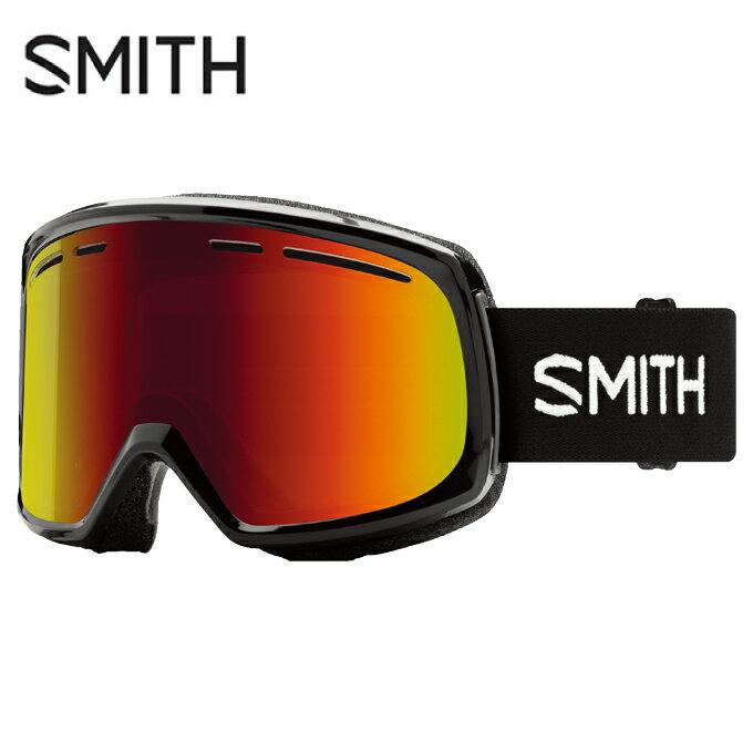 スミス スキー スノーボード ゴーグル メンズ レディース アジアンフィット Range Black レンジ ブラック 10250180 SMITH スキーゴーグル ボードゴーグル