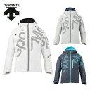 デサント DESCENTE スキーウェア ジャケット メンズ レディース S.I.O JACKET 60 / MOVE SPORT DRA-7180