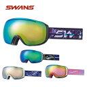 スワンズ SWANS スキー・スノーボード メンズ レディース スノーゴーグル 090-MDHS