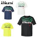 アスレタ ATHLETA サッカーウェア 半袖シャツ メンズ レディース カラープラクティス