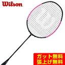 ウィルソン バドミントンラケット ブレイズ SX7000スパイダー WRT8830202 Wilson